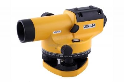 Аренда оптического нивелира VEGA L24